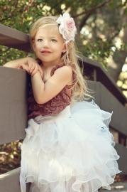 Haarclip voor Sweet Heart Girls Princess Dress