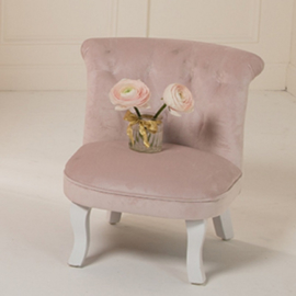 Nanan, fauteuil roze