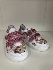 Monnalisa, sneakers met Bambi