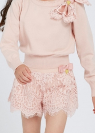 Angel's Face, shorts Rachel blush pink