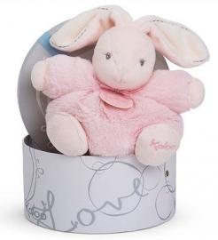 Kaloo Perle, middel roze konijn