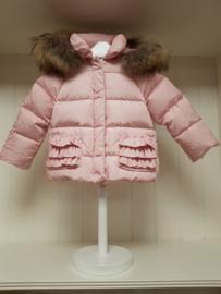 Il Gufo, roze winterjas
