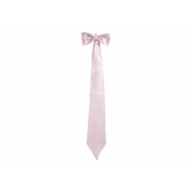 Caramella, roze decoratie strik