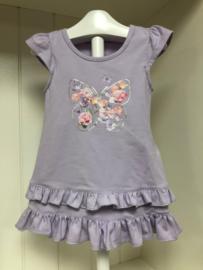 Lapin House, lavendel jurk Butterfly