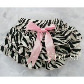 zebra bloomer