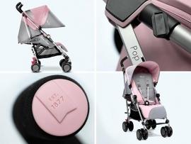 Silver Cross, Pop 2 buggy, roze