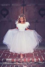 Timeless Stunning Flower Girl Dress