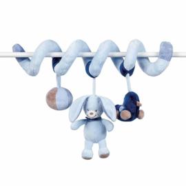 Nattou, blauwe spiraal Alex