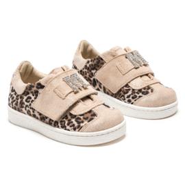 Monnalisa, luipaard sneakers