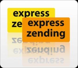 Express shipment vanuit Amerika