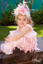 Haarclip voor Angel Super Cute Soft Lace Pettiromper