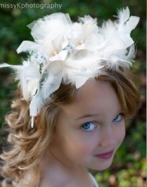 Haarclip Crystal Dream Princess Dress