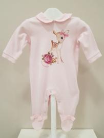 Monnalisa, roze babypakje met Bambi