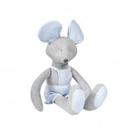 Caramella, licht blauwe/grijze muis