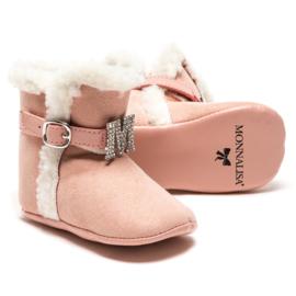 Monnalisa, roze babyaarsjes