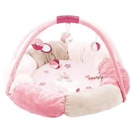 Nattou, roze speelkleed Jade