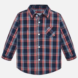 Mayoral, geruit overhemd