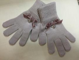 Grijs/taupe handschoentjes