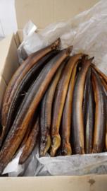 Hele gerookte paling van Eveleens