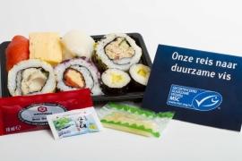 Assortiment sushi 8 stuks