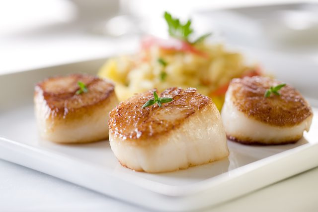 Coquilles St. Jacques