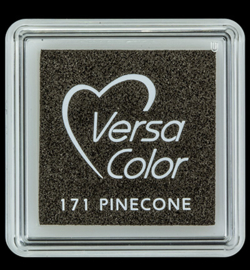 VersaColor Small Inktpad small Pinecone