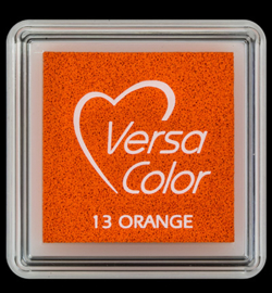 VersaColor Small Inktpad small Orange