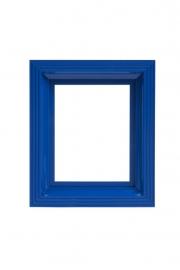 Kunststof lijst Pixel blauw