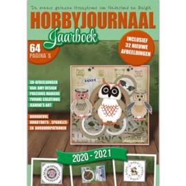 Hobbyjournaal jaarboek 2020/2021