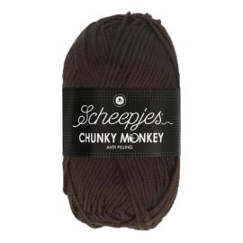 Scheepjes Chunky Monkey 1004 chcocolate