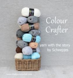 Scheepjes Colour Crafter Bergen 1420
