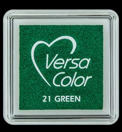 VersaColor Small Inktpad small Green