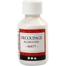 Decoupage laklijm mat 100 ml