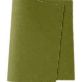Wolvilt V541 groen