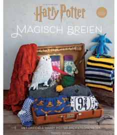 Boek Harry Potter Magisch breien