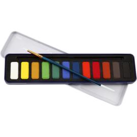 Aquarelset diverse kleuren