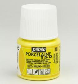 PéBéo Porcelaine (porseleinverf) 024-048 Daffodil PASTEL