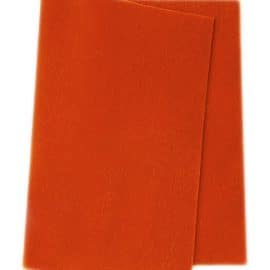 Wolvilt V505 oranje