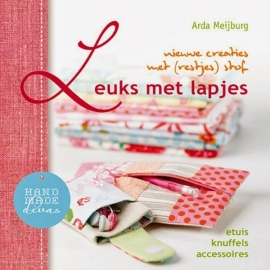 Boek Leuks met Lapjes