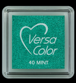 VersaColor Small Inktpad small Mint