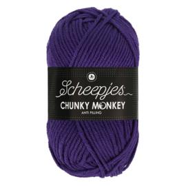 Scheepjes Chunky Monkey  2001 deep violet