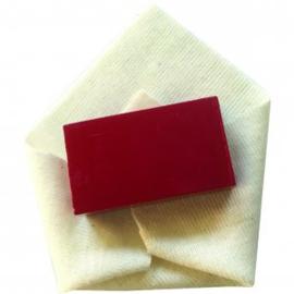 Wangenblosje roze-rood