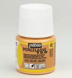 PéBéo Porcelaine (porseleinverf) 024-049 Mango PASTEL