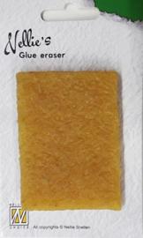 Glue araser