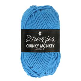 Scheepjes Chunky Monkey  1003 cornflower blue