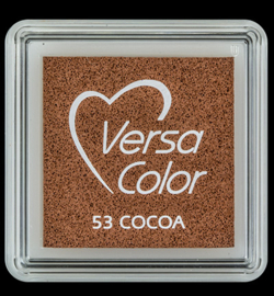 VersaColor Small Inktpad small Cocoa