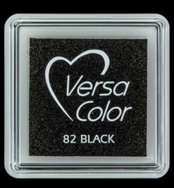 VersaColor Small Inktpad small Black