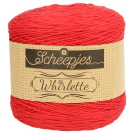 Scheepjes Whirlette 867 Sizzle rood