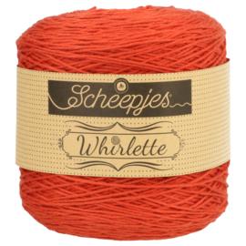 Scheepjes Whirlette 864 Citrus oranje
