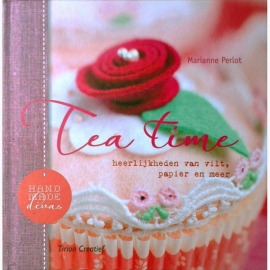 Boek Tea Time